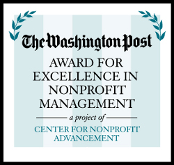 Washington Post Award Logo
