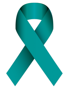 Sexual Assault Awareness Month ribbon