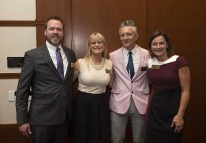 Caroline Jones and Campaign Co-Chairs